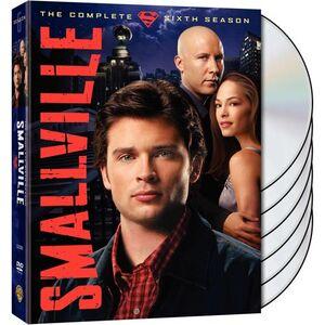 06 Smallville en DVD 1