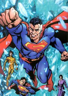 Superman's triumph