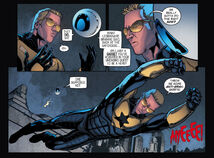 Blue Gold Booster Gold Smallville sm s11 1370019487806