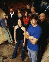 Smallville Casting