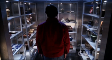 Lionel's Office vault