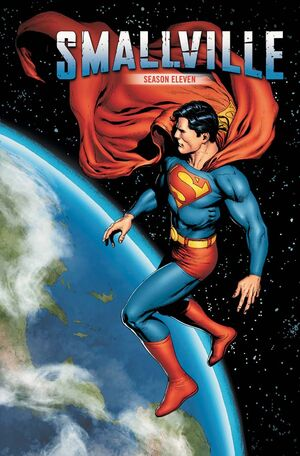 SMALLVILLE SEASON 11 VOL. 1 THE GUARDIAN TP