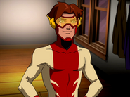 Flash Bart Allen Impulse DCAU YJ Impulse