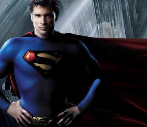 Image - Tom.Welling.Superman.jpg   Smallville Wiki ...