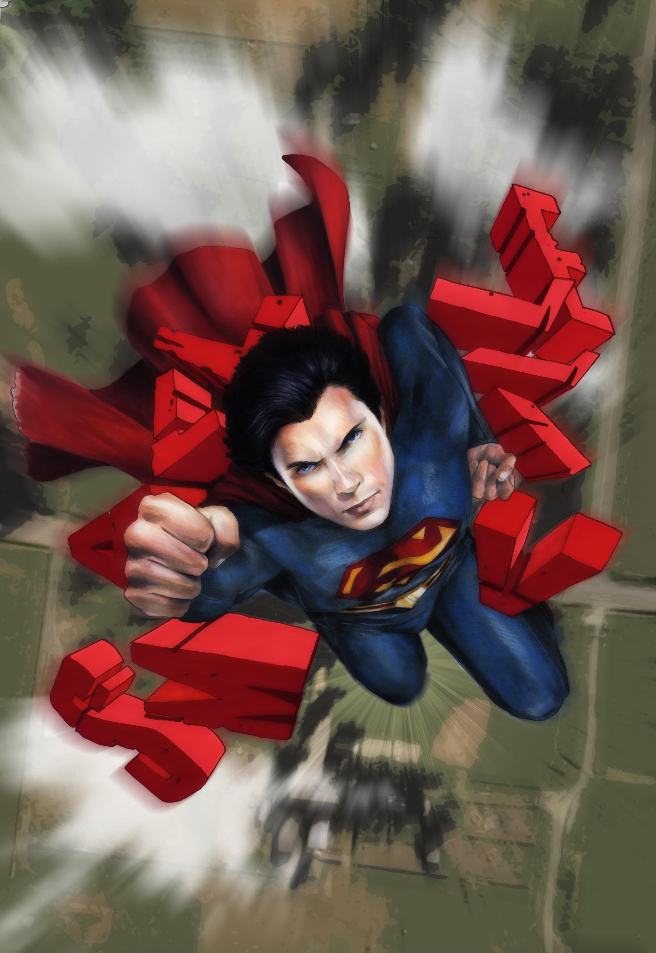Superman Metropolis Guardian Adult Work Shirt