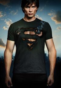 Clark como el Blur (el Boroso)