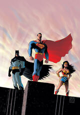 BATMAN SUPERMAN WONDER WOMAN TRINITY 1