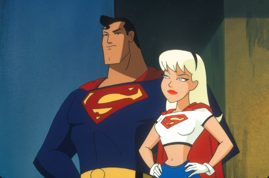 Supergirl (Superman Animated Series)