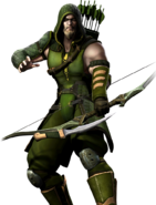 Green Arrow injustice
