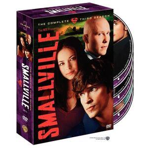 03 Smallville en DVD 1