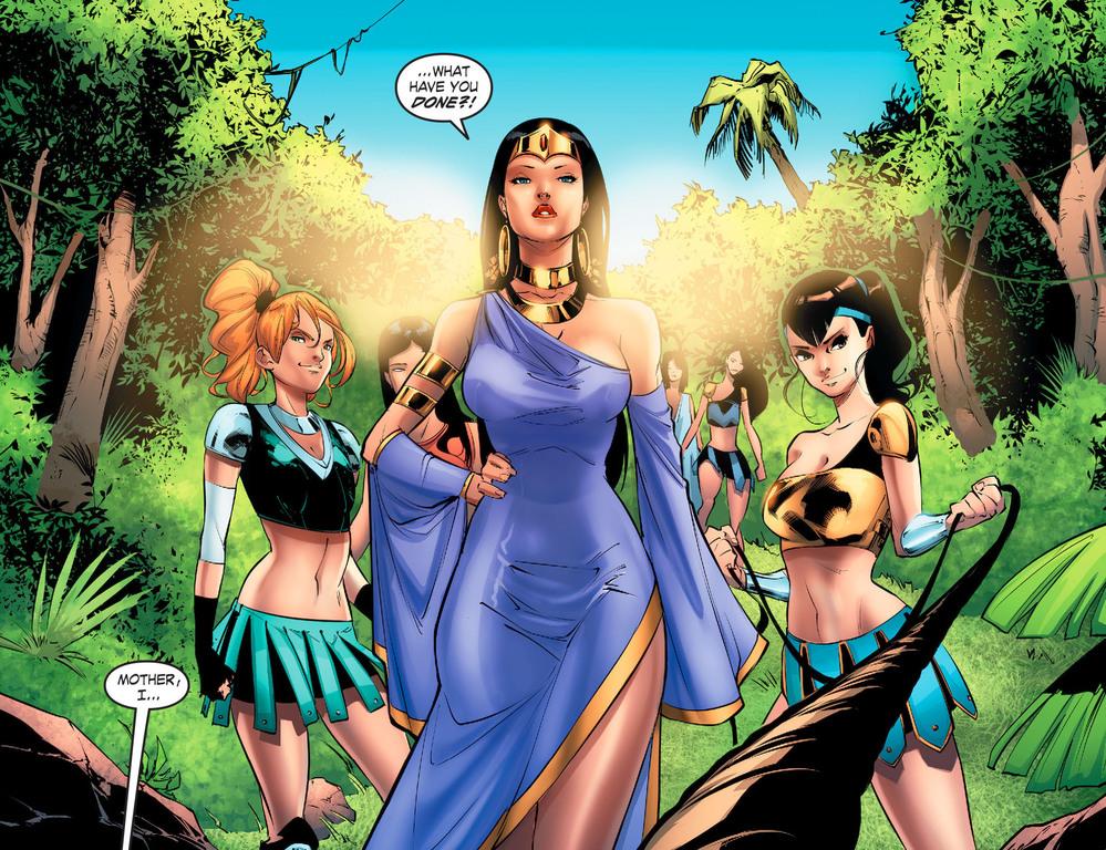 Smallville sex cartoon
