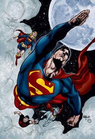Superman's family