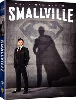 Smallville S10 DVD f