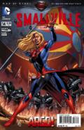 Smallville S11 I14 - Cover A