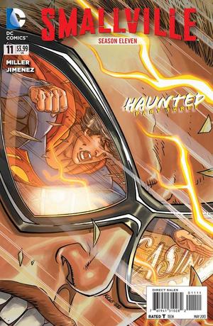 Smallville S11 I11 - Cover A