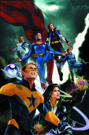 Smallville S11 Continuity I01 - Cover A - PA