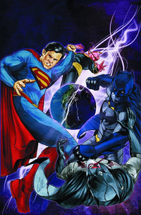 Smallville S11 Alien I04 - Cover A - PA