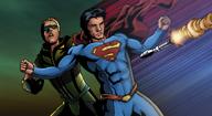 Clark saves Oliver