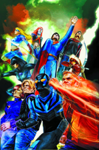 Smallville S11 Continuity I03 - Cover A - PA