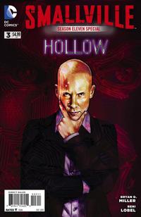 Smallville S11 S03 - Cover A