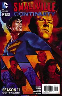 Smallville S11 Continuity I02 - Cover A