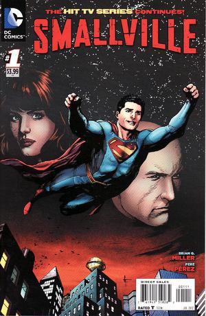 Smallville S11 I01 - Cover A