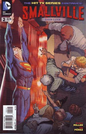 Smallville S11 I02 - Cover A