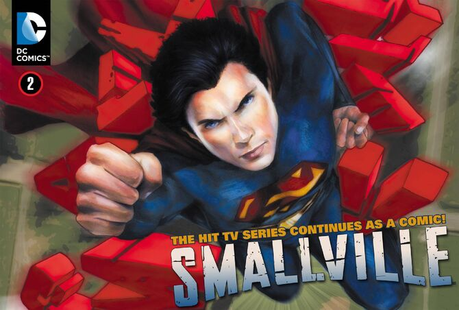 Smallville Comics Wiki Fandom Powered By Wikia