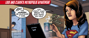 Lois and Clark's Apartment 001