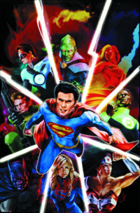 Smallville S11 Continuity I04 - Cover A - PA