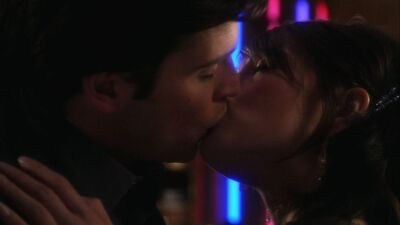 Clark and Lana (Smallville)7
