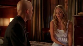Lex and Kara (Smallville)