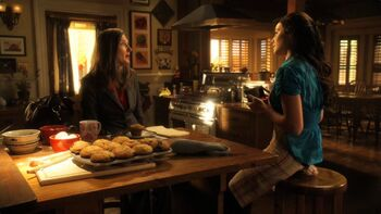 Lois and Martha (Smallville)