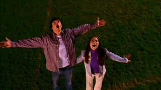 Clark and Lana (Smallville)13
