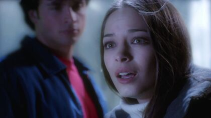 Clark and Lana (Smallville)