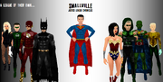 Smallville justice league chronicles