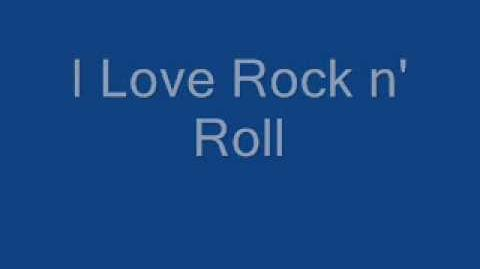 Joan Jett I Love Rock n' Roll Lyrics