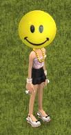 Smiley head