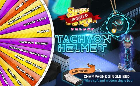 Tachyon7