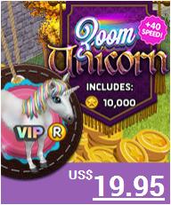 Zoom unicorn