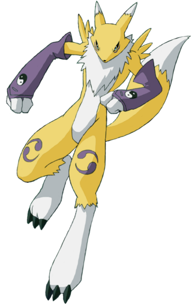 Renamon by coolprojects-d47vpjg