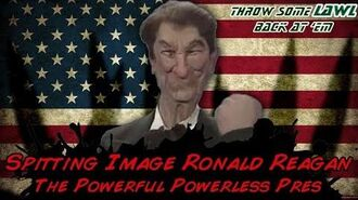 Throw Some Lawl Back At 'Em - Spitting Image Ronald Reagan Moveset -REMAKE-