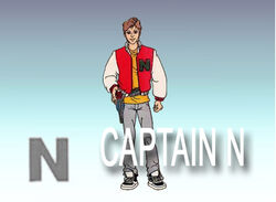 Captain N SBL intro