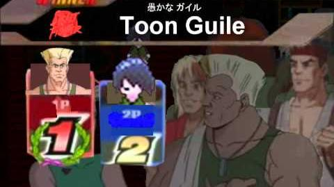 Smash Bros Lawl Character Moveset - Guile