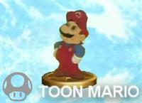 Toon Mario Super Mario World Cartoon