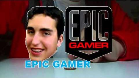 Smash Bros Moveset - Epic Gamer