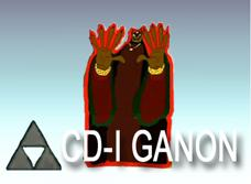 CD-i Ganon Playable