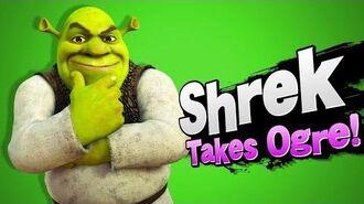 Super Smash Bros Lawl Nexus Character Moveset Shrek (Part 2)