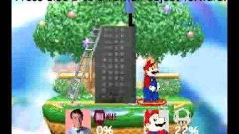 Smash Bros Lawl Moveset- Bill Nye