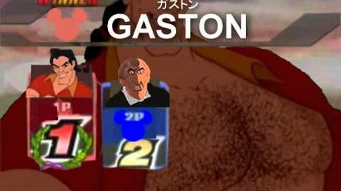 Smash Bros Lawl Character Moveset - Gaston